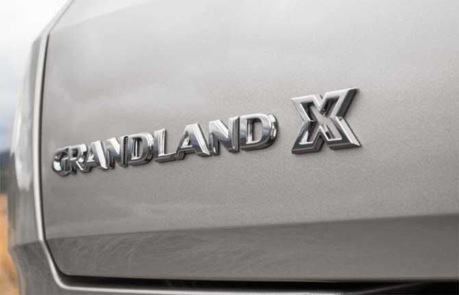 Opel Grandland X, allegro con brio
