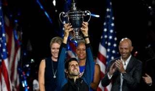 Tennis, Us Open: Djokovic re a New York. Del Potro ko in tre set
