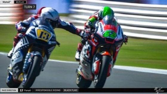 Romano Fenati torna a correre: nel 2019 ripartirà dalla Moto 3