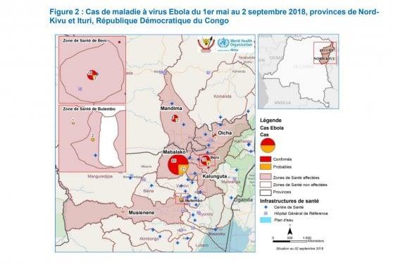 """Repubblica democratica del Congo, torna l'incubo ebola: """"Una corsa contro il tempo per arginare il contagio"""""""