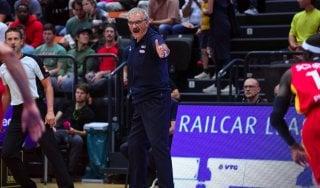 Basket, l'Italia pensa alla Polonia. Sacchetti: ''Più forti della pressione''