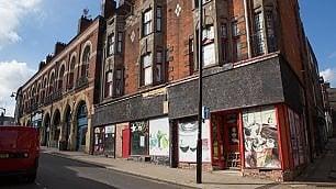La cittadina inglese dove si compra (quasi) solo online