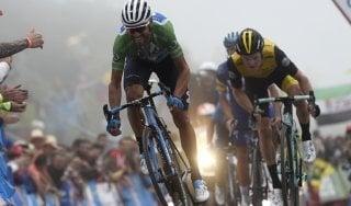 """Ciclismo; Vuelta, Valverde: """"Nessuna rivalità con Quintana, conta la squadra"""""""