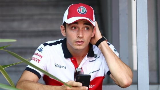 Formula 1: Ferrari annuncia Leclerc. Raikkonen torna alla Sauber