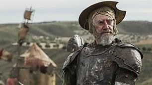 Parola di Terry Gilliam: il mio supereroe Don Chisciotte