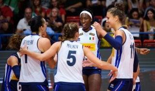 Volley, ecco le 14 azzurre per il Mondiale. Mazzanti: ''Ho diverse soluzioni''