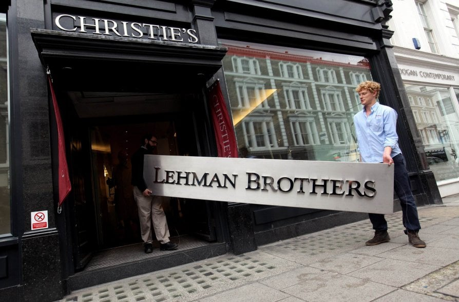 La vera storia del fallimento Lehman Brothers