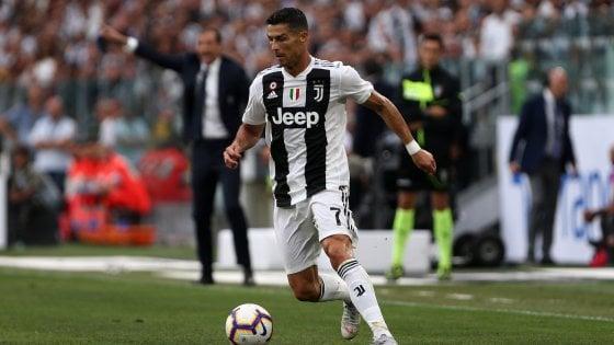 """Juventus, i nazionali tornano al lavoro. E Ronaldo twitta: """"Si torna alla realtà"""""""