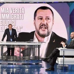 """Salvini e le pensioni: """"Quota cento a 62 anni"""". In arrivo i decreti su migranti e sicurezza. Venti miliardi dal condono"""