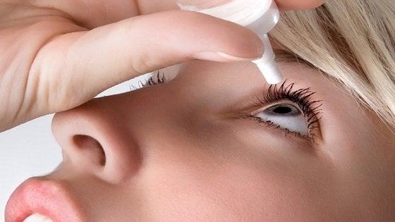 Sindrome dell'occhio secco, ne soffre il 90% delle over 50