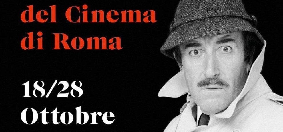 Peter Sellers sul manifesto della Festa del Cinema di Roma 2018