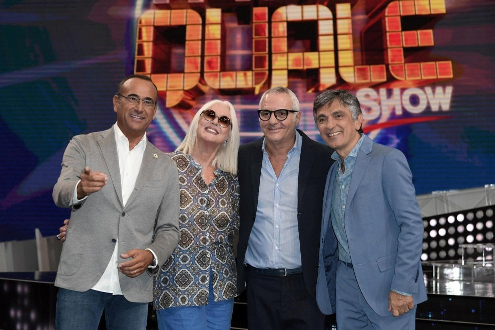 'Tale e quale show', il cast e la giuria della nuova edizione