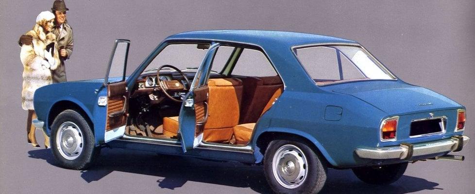 Peugeot 504, cinquant'anni e non sentirli