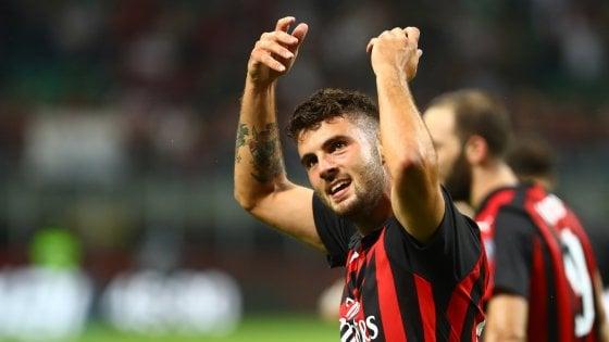 Milan, sollievo per Cutrone: l'infortunio non è grave