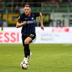 """Inter, Skriniar: """"Finalmente Champions. Ma prima pensiamo al Parma"""""""