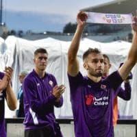 Fascia capitano, Lega dà deroga alla Fiorentina per quella dedicata ad Astori