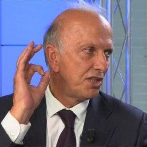 """Il ministro dell'Istruzione a Repubblica Tv: """"Basta con i concorsi straordinari"""""""