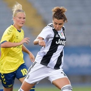 Women's Champions League: Juve pari all'esordio, la Fiorentina ipoteca gli ottavi