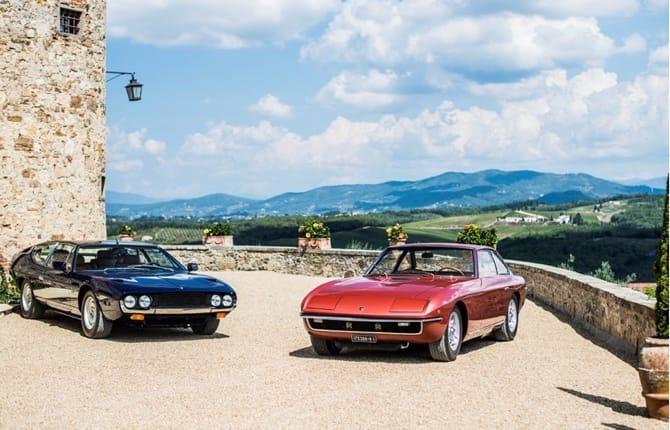 Espada e Islero, 50 anni di Lamborghini