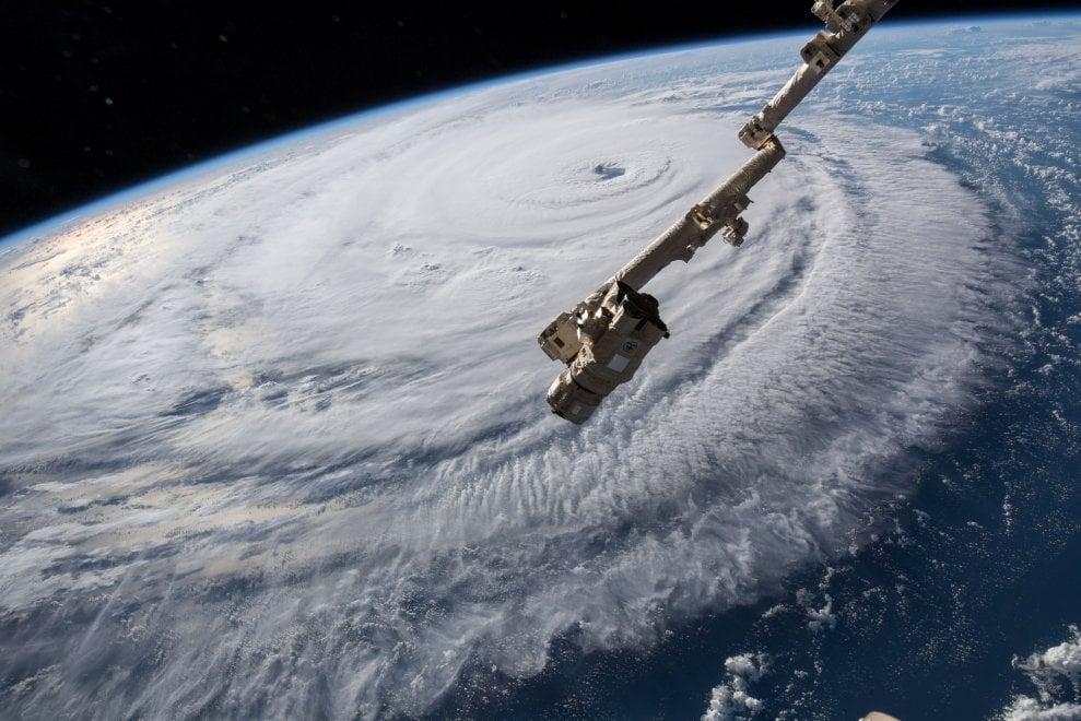 Usa, arriva l'uragano Florence: le immagini del satellite