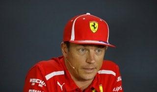 """F1, Raikkonen ammette: """"Non ho deciso io di lasciare la Ferrari"""""""