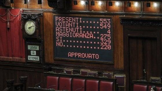 La Camera vota la prima fiducia al governo Conte: sì al 'Milleproroghe'