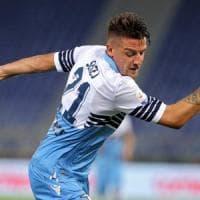 Lazio, Milinkovic si dà il ruolo: