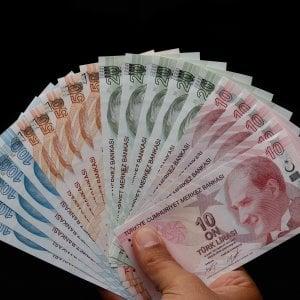 La lira turca è partita al rialzo dopo la stretta monetaria della Banca centrale