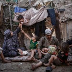 """Palestinesi, """"I ragazzi della generazione Oslo sono alla fame"""": Un terzo della popolazione vive in povertà"""