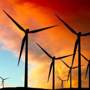 Eolico, nel 2022 l'Europa varrà un quarto della potenza installata