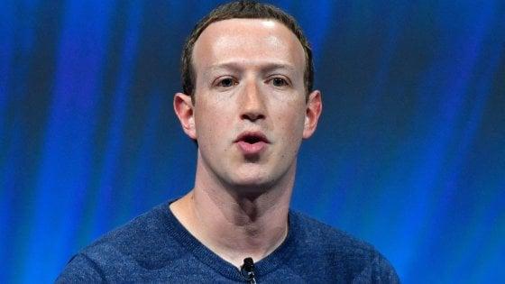 Fake news, Zuckerberg assicura: Facebook preparato contro i rischi nelle prossime elezioni