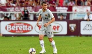Roma, Florenzi frena: ''Il Real Madrid? Prima battiamo il Chievo''