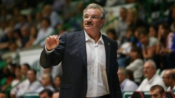 Basket, Sacchetti sorride: contro la Polonia c'è Brooks. ''Il pubblico ci aiuterà''