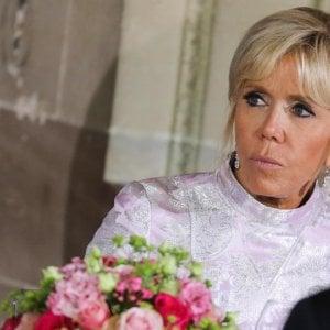 Francia, Brigitte Macron interpreta se stessa in una serie tv