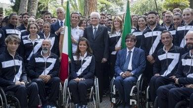 """Pancalli: """"Paralimpiadi? Ricordo gli inizi, quando gli sponsor non volevano apparire"""""""