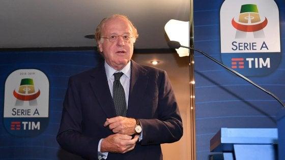 Milan, Scaroni: ''Resteremo 3-5 anni. Scudetto? Più importante la Champions''