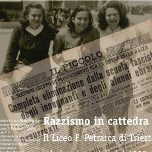Trieste, locandina censurata: salta la mostra sulle leggi razziali