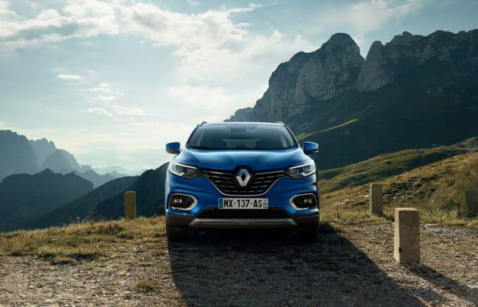 Nuova Renault Kadjar, Crossover si nasce