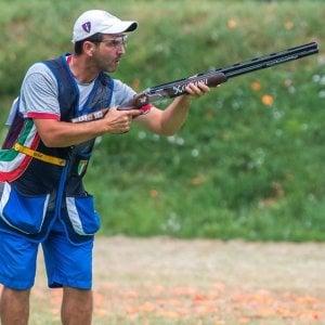 Tiro a volo, Mondiali: Filippelli bronzo nello skeet, seconda carta olimpica