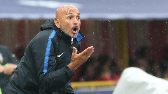 Inter, Spalletti: ''Dobbiamo farci trovare pronti''