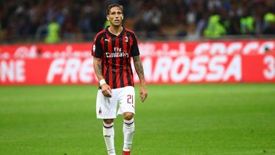 """Milan, Biglia: """"Con Gattuso grande rapporto, vogliamo arrivare tra le prime quattro''"""
