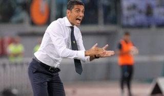 """Frosinone, Longo: """"Samp grande squadra, ma non dobbiamo porci limiti"""""""