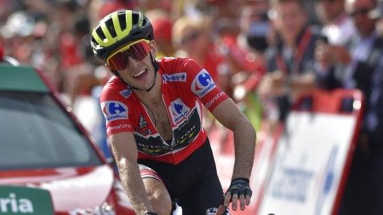 Ciclismo, Vuelta: ad Andorra trionfa Pinot nel giorno di Yates