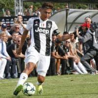 Juventus, Allegri ci pensa: Dybala forse titolare