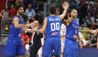 Basket, qualificazioni mondiali: Italia batte Polonia 101-82