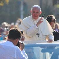 Il Papa in Sicilia: