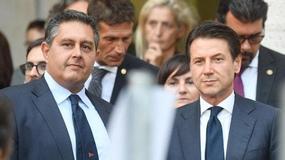 """Ponte Morandi, Toti: """"Non tollereremo un'ora di ritardo"""". Salvini lo rassicura: """"Commissario sarà scelto con enti locali"""""""