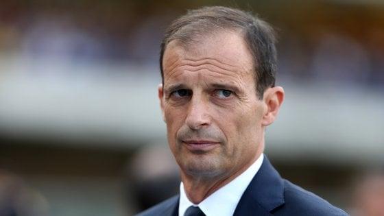 Juventus-Sassuolo, Allegri inizia la rotazione: cambiano difesa e centrocampo