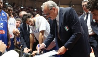 """Basket, Belinelli stoppa le polemiche: """"Conta solo il Mondiale, il resto si risolverà"""""""