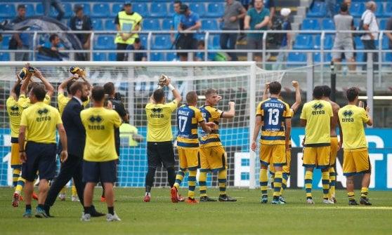 Serie A Parma, Carra: